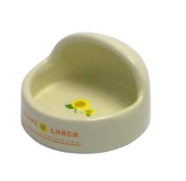 4976285100109A01快樂餐食皿 圓頂盤  S