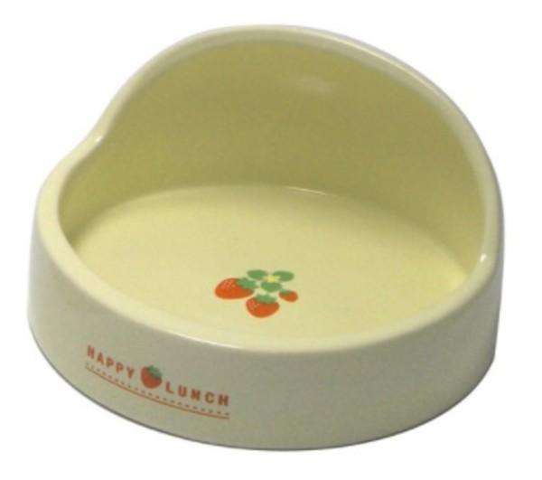 4976285100307A03快樂餐食皿 圓頂盤  L