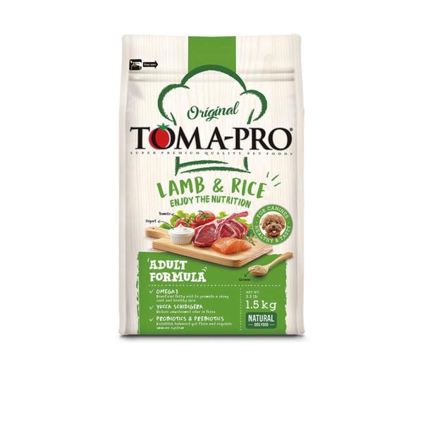 【TOMA-PRO 優格】成犬羊肉配方(小顆粒) 3kg/13.6kg