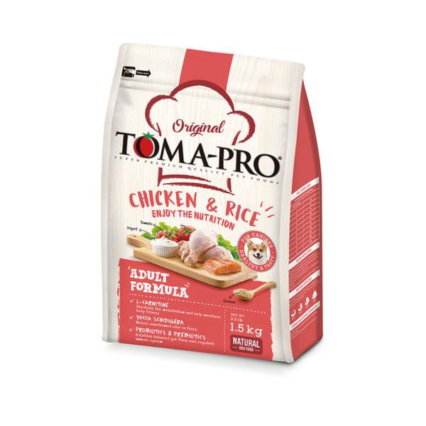 【TOMA-PRO 優格】經典系列成犬雞肉配方 1.5kg/13.6kg