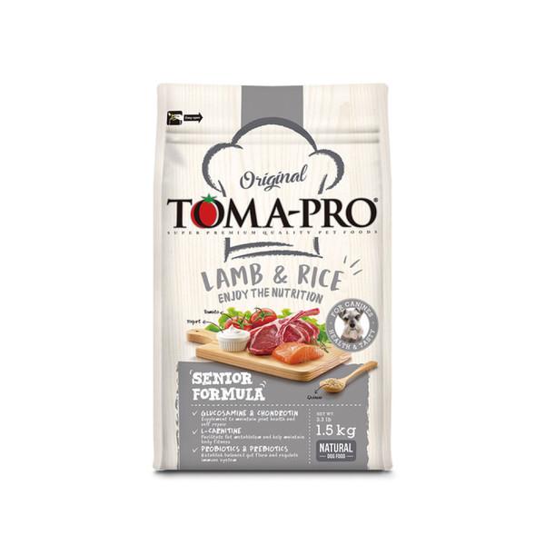 【TOMA-PRO 優格】經典系列高齡犬羊肉配方 3kg/7kg/13.6kg