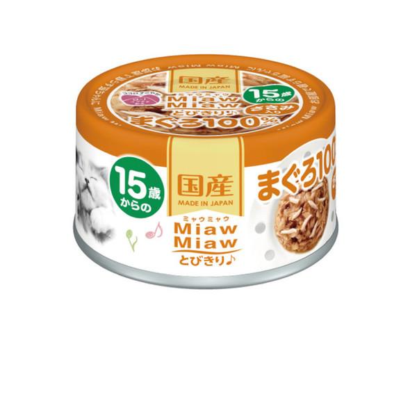 45182624樂妙喵8號15歲鮪魚雞肉60g-罐(24/箱)