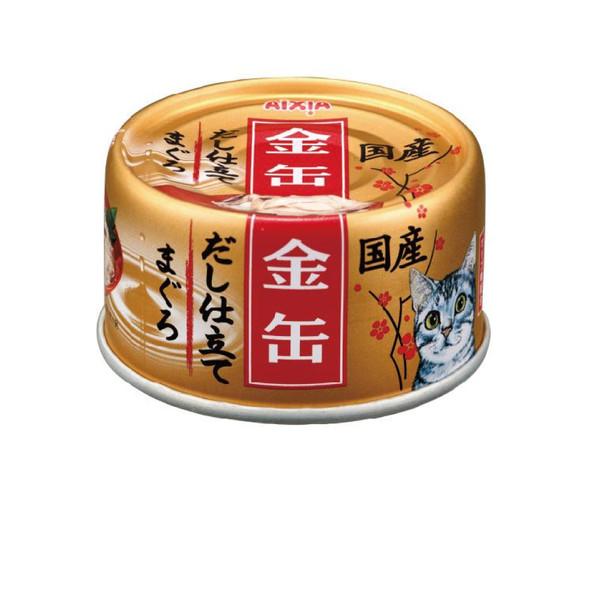 【Aixia】愛喜雅 金缶高湯罐70g  共三種口味