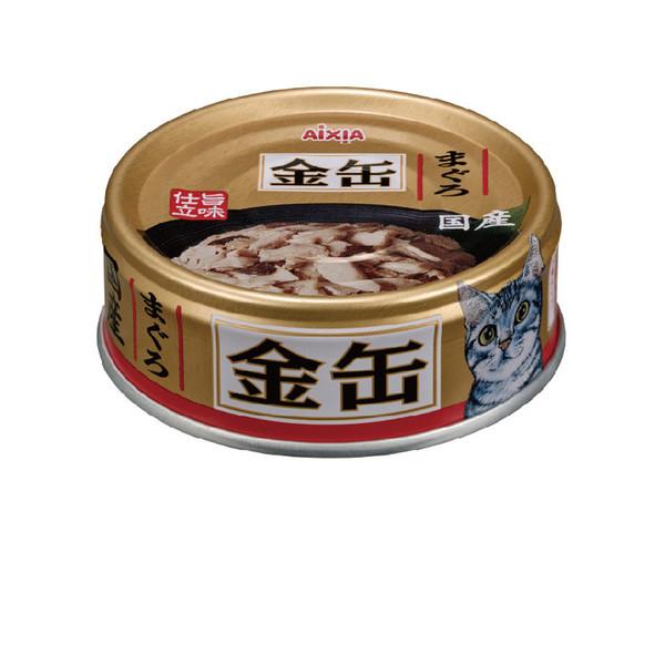【Aixia】愛喜雅 金罐70g  共6種口味