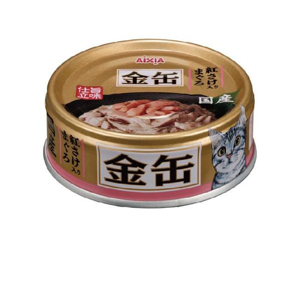 4571104712435金罐33號鮪+鮭70g-罐(24/箱)