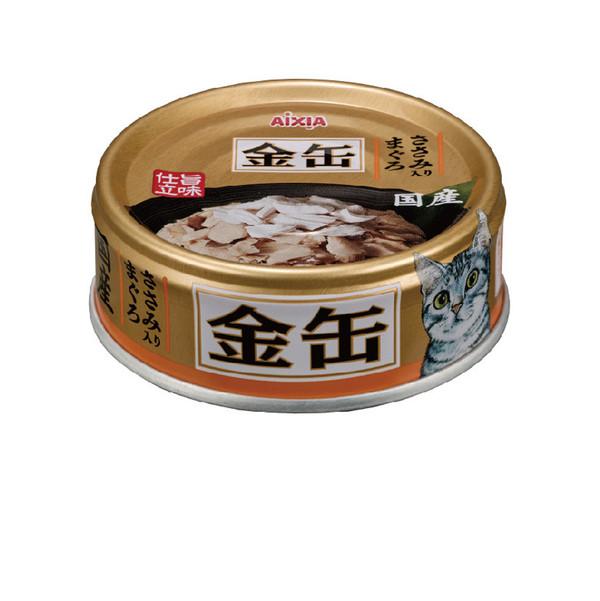 4571104712442金罐34號鮪+雞70g-罐(24/箱)