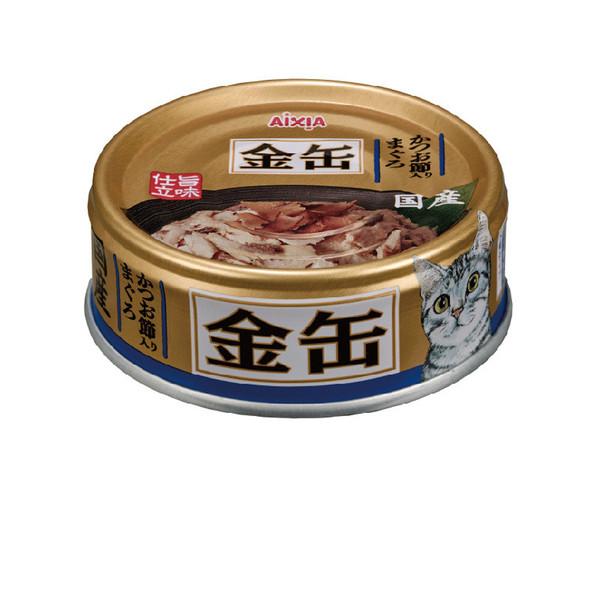 4571104712459金罐35號鮪+柴魚70g-罐(24/箱)