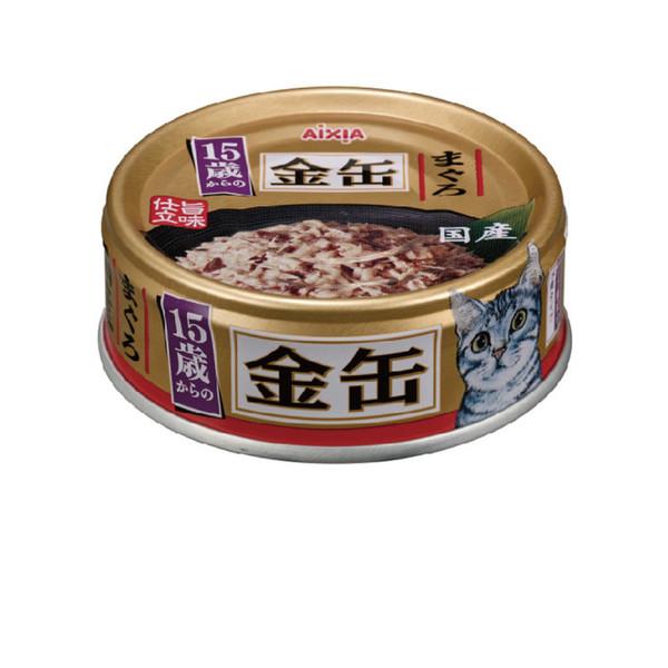 4571104712336金罐15歲1號鮪魚70g-罐(24/箱)