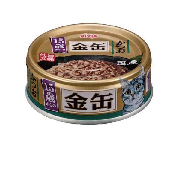 4571104712343金罐15歲2號鰹魚70g-罐(24/箱)