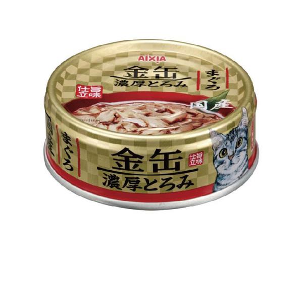 4571104713470金缶濃厚1號-鮪魚70g-罐(24/箱)