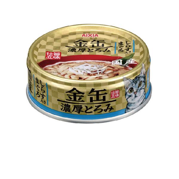 4571104713487金缶濃厚2號-鮪.刎70g-罐(24/箱)