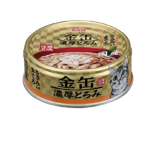 4571104713494金缶濃厚3號-鮪.雞70g-罐(24/箱)