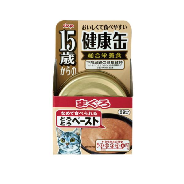 【Aixia】愛喜雅15歲健康缶40g-共3種口味