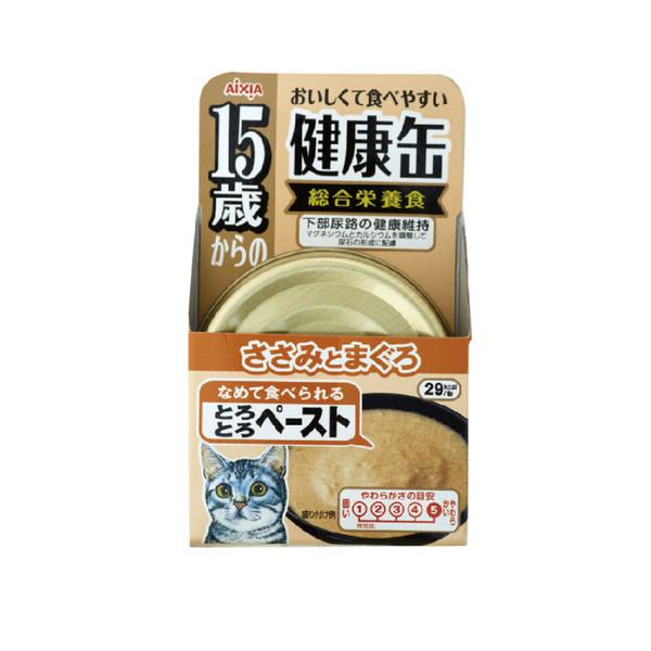 4571104711735健康缶15歲6號-雞.鮪罐40g(48/箱)