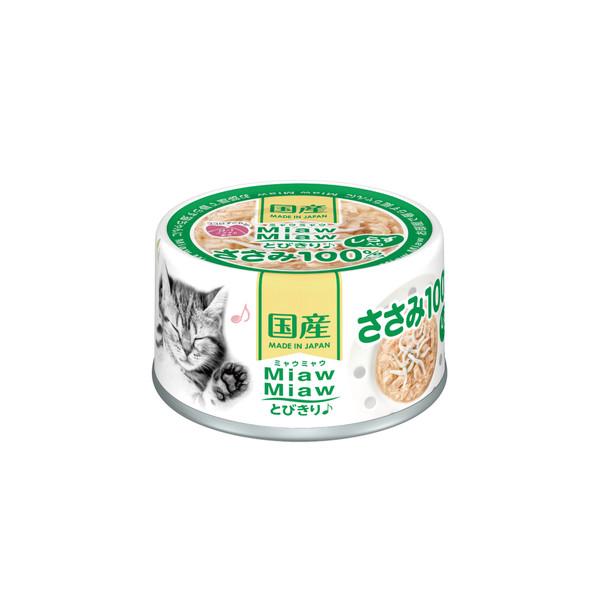 【Aixia】愛喜雅 樂妙喵6號雞吻60g-罐