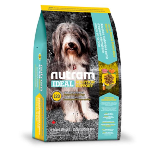 【即期促銷】紐頓nutram I20 三效強化成犬 羊肉+糙米11.4kg