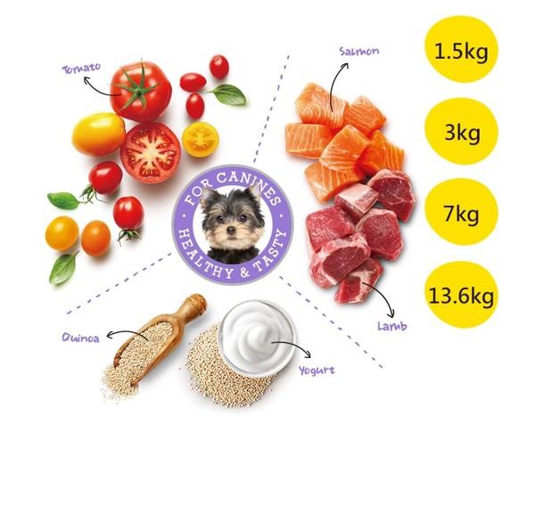 優格(犬)幼犬羊肉配方 7kg