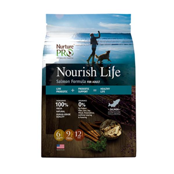 【Nurture PRO 天然密碼】成犬低敏鮭魚1.8kg/5.7kg