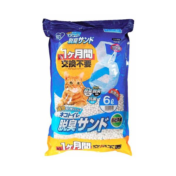 【日本IRIS】一週間除臭貓砂