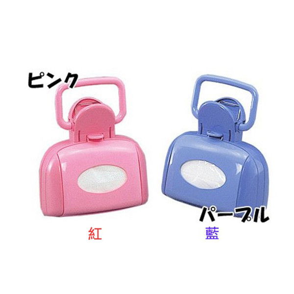【日本IRIS】夾便器-藍