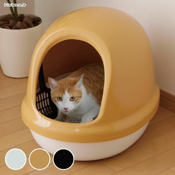 【日本IRIS】IRIS-PNE-500F簡易半封閉式貓便盆-三花