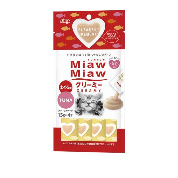 【Aixia】愛喜雅 妙喵肉泥 (15gx4) 共三種口味