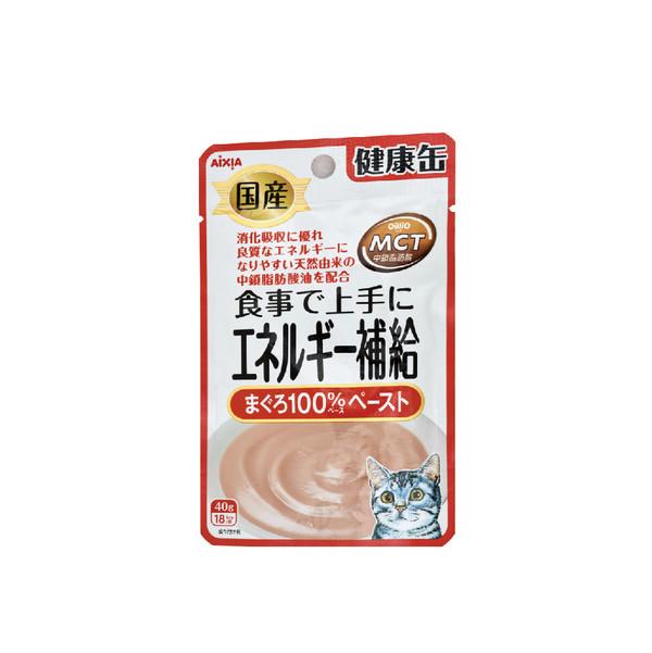 【Aixia】貓咪能量補給軟包40g-(鮪泥/鰹泥)
