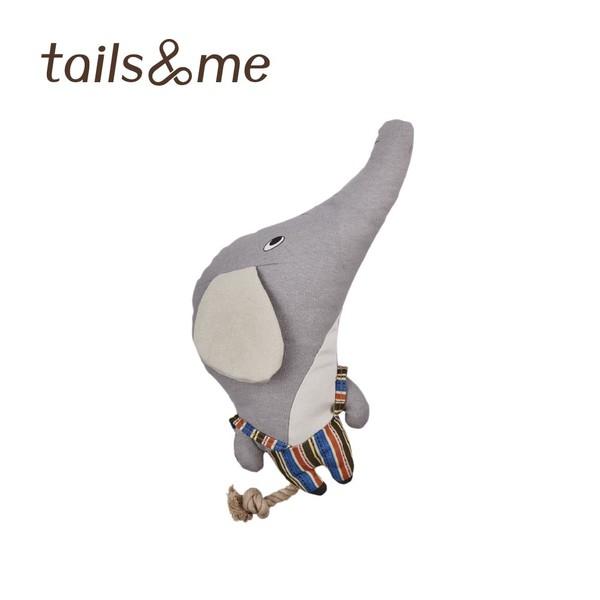 4713302884761尾巴與我填充玩具大象