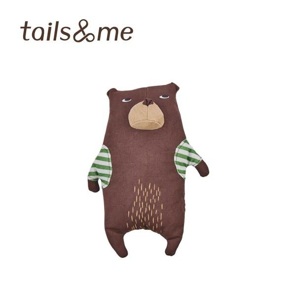 4713302884785尾巴與我 填充玩具/棕熊