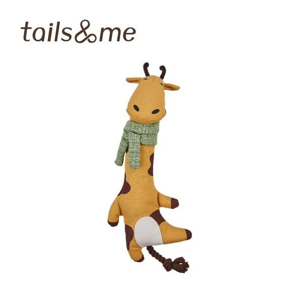 4713302884778尾巴與我 填充玩具/長頸鹿