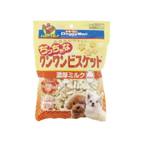 【DoggyMan】犬用迷你厚乳消臭餅乾180g