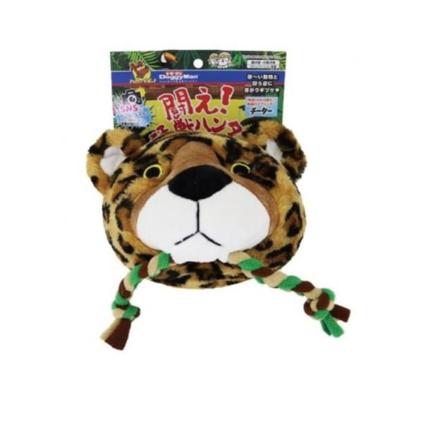 4976555857832DM犬用戰鬥猛獸玩具-獵豹