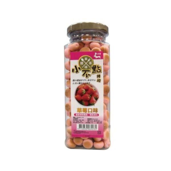 4712832069235美味關係小不點饅頭-草莓口味160g-41-233