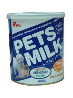792854090084MS.PET母乳化寵物奶粉400g