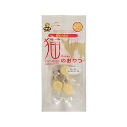 日本MU貓高鈣起司球3入-503-CS-36 4970628902665