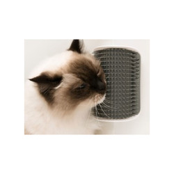 美國赫根 CATIT2.0美毛自助刷(附貓草) 022517431528