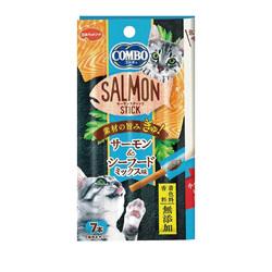 4902112050842Combo北大西洋鮭魚點心棒-海鮮總匯 7條