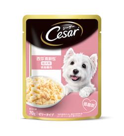 西莎蒸鮮包成犬低脂雞肉70g