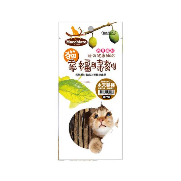 【貓幸福時刻 Macchiato】木天蓼棒(細)50g