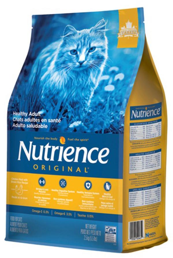 紐崔斯(貓)田園糧-成貓2.5kg 015561524612