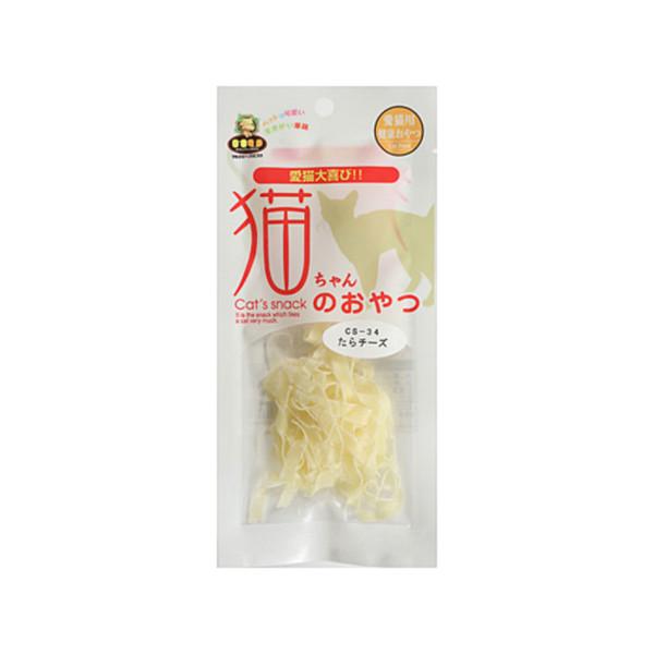 【日本MU】貓鱈魚起司8g