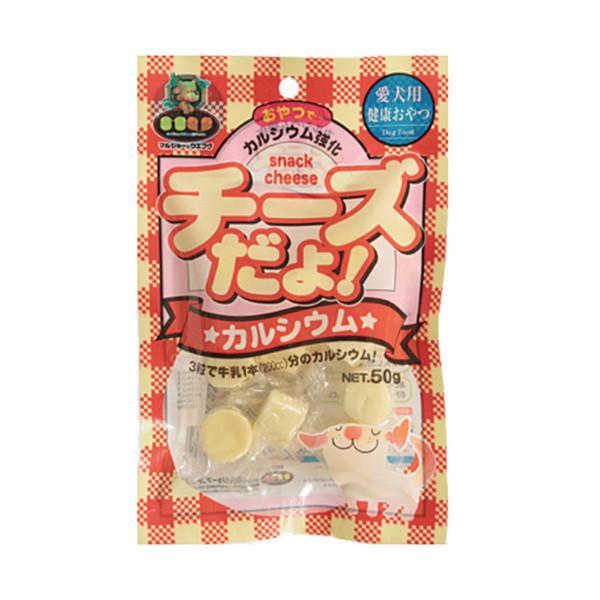日本MU高鈣起司球50g-502-NC-CA 4970628902559
