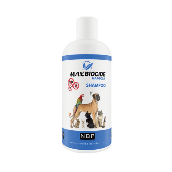 【Max Biocide 西班牙NBP】新型苦楝精油洗毛精200ML
