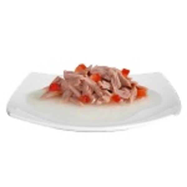 竣寶超級貓罐-鮪魚+番茄70G-24罐/箱 4002064414522