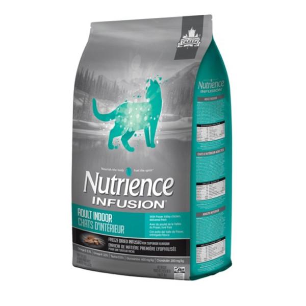 【Nutrience 紐崔斯】室內貓雞肉天然糧-1.13KG