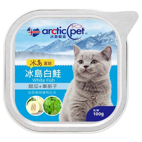 冰島餐盒(貓)100g-冰島白鮭.甜瓜.車前子 5694230220113