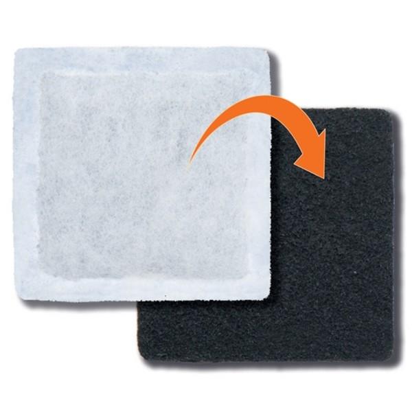 美國赫根 CATIT2.0迷你飲水器活性碳濾棉(3入1包) 022517440056