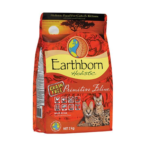 【Earthbor 原野優越】農場低敏無穀貓6kg