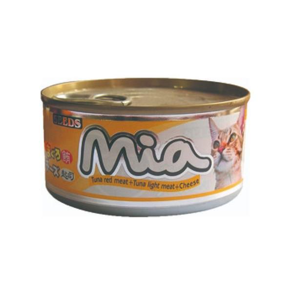 4719865824213咪亞機能貓-鮪魚+起司160g-罐(48/箱)