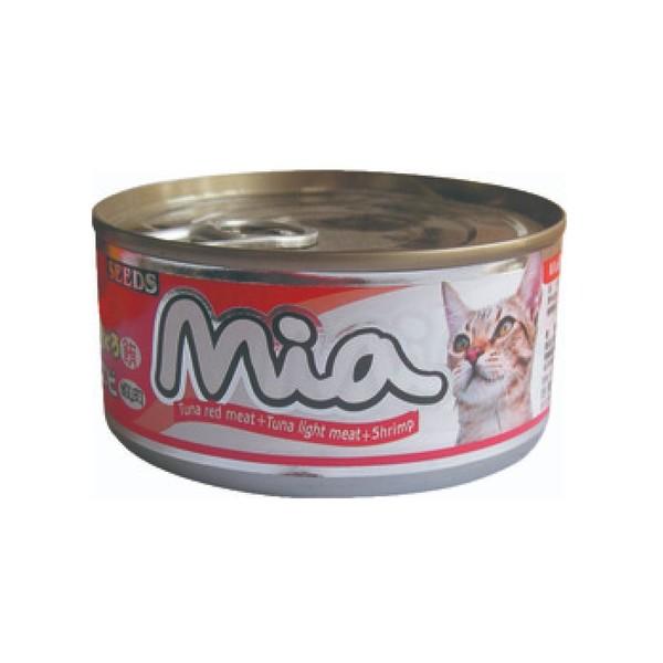 4719865824206咪亞機能貓-鮪魚+蝦肉160g-罐(48/箱)